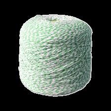 Шпагат для колбас хб бело-зеленый Бухта 2,1 кг